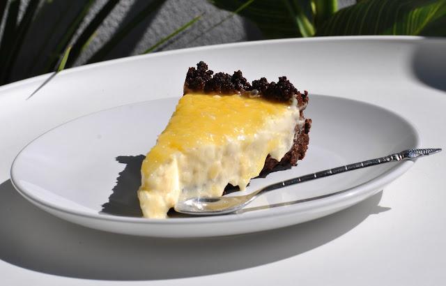 Ein erfrischender Sommercheesecake