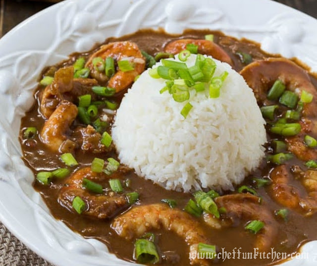 Shrimp Etouffee Recipe