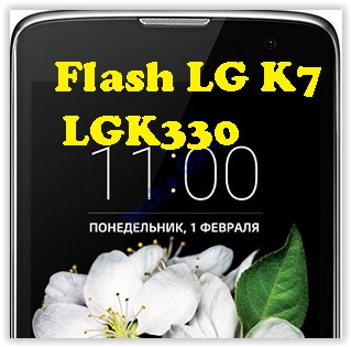 How To Flash Stock Firmware on LG K7 K330 - T-MOBILE With LG UP