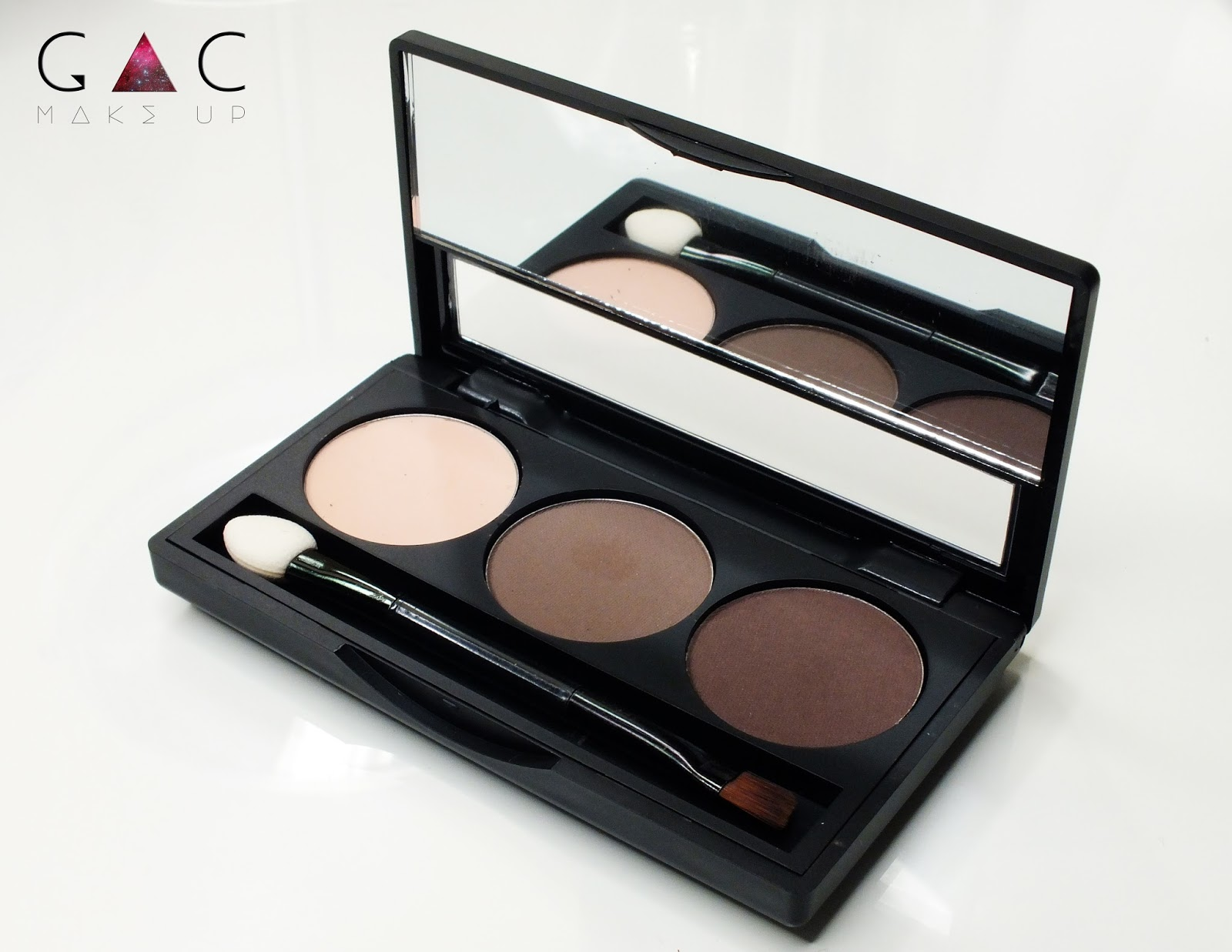 RECENZJA Paletka do brwi Eyebrow Professional Set Hean