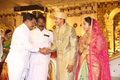 Producer-Ckalyan-Son-Teja-Naga-Sree-Wedding-Reception-Photos-2
