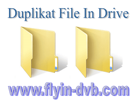 Cara Menemukan Duplikat File Pada Drive Komputer Atau Laptop