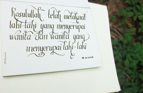 spidol untuk lettering