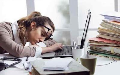 5 Tanda Anda Mengalami Stres Akut