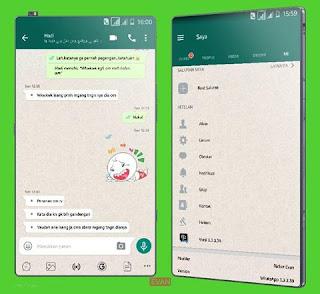 BBM MOD WhatsApp Terbaru