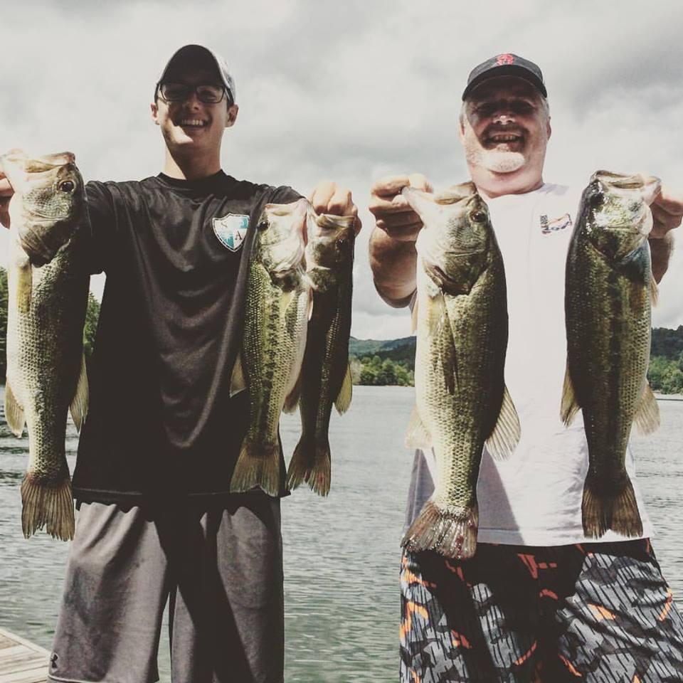 Dream Catcher's Fishing: September Fishing Report Fontana Lake, Lake