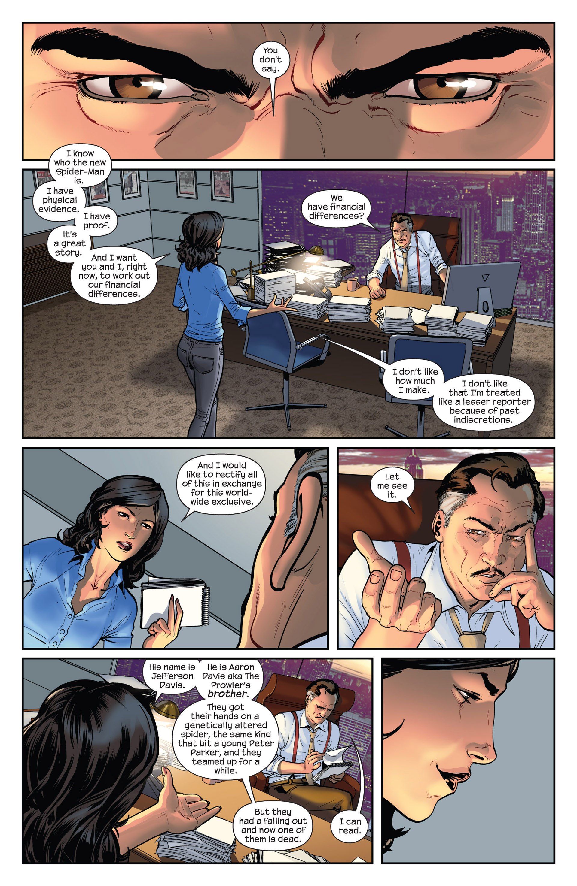 Read online Ultimate Comics Spider-Man (2011) comic -  Issue #16.1 - 15