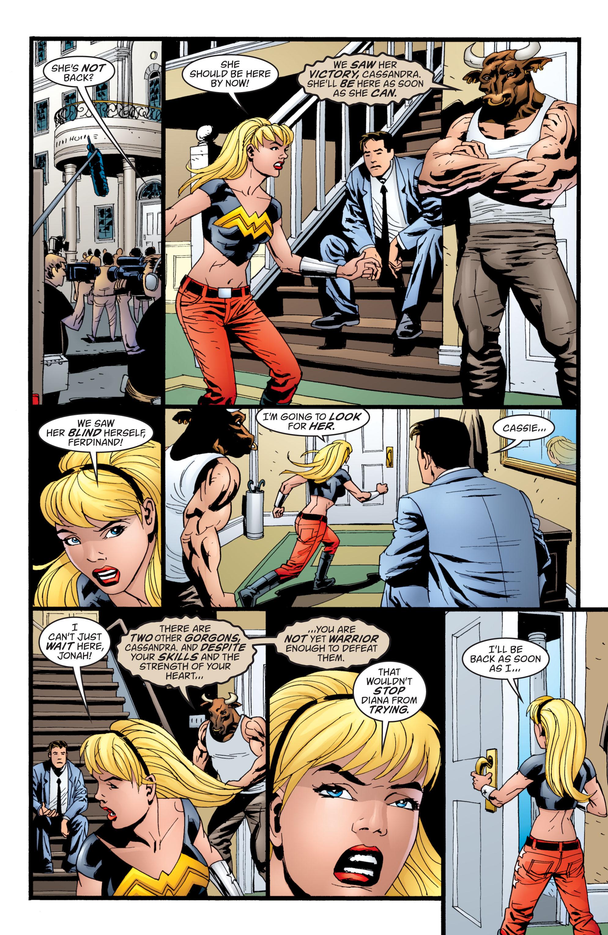 Read online Wonder Woman (1987) comic -  Issue #211 - 11