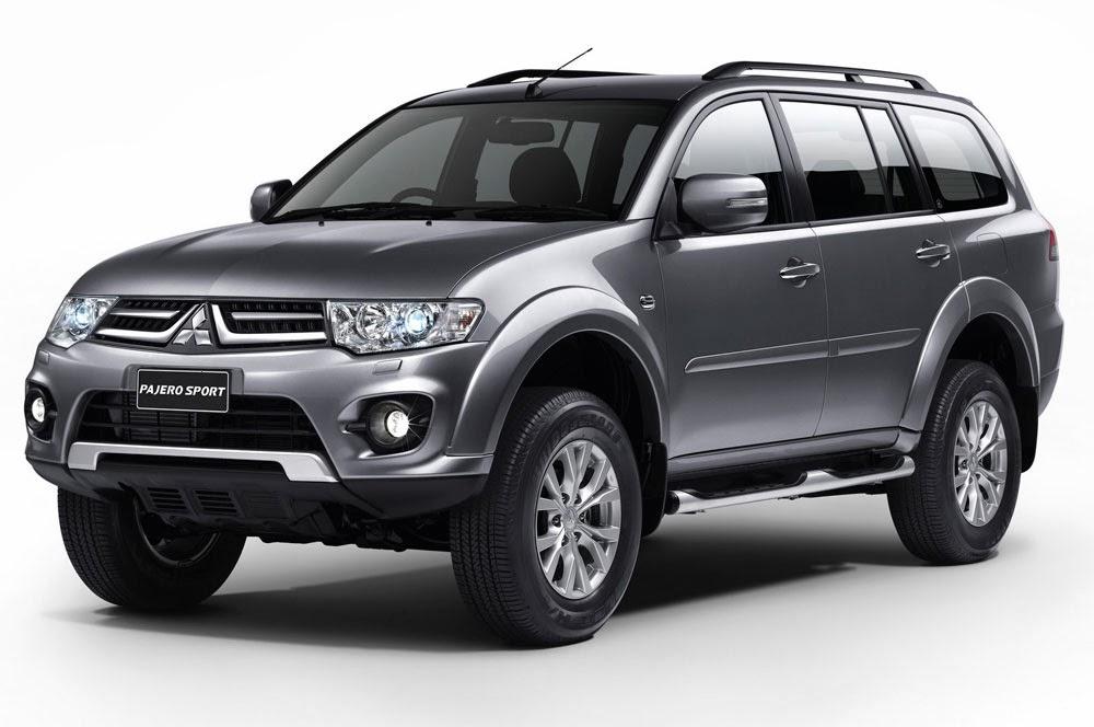 Car News Update: Mitsubishi Pajero Sport Minor Change 2014