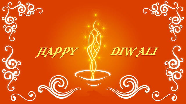 Happy Deepavali Greeting Cards