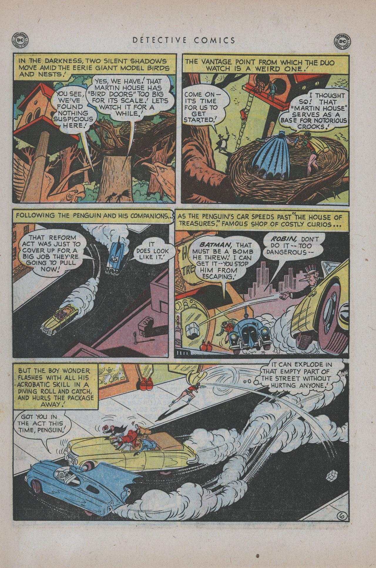Detective Comics (1937) 171 Page 7