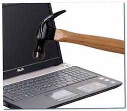 ремонт ноутбуков в Кораблино