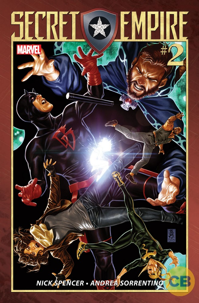 Secret Empire #2 Nick Spencer Marvel