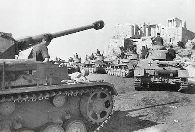 Πολεμικές επανορθώσεις στην Ελλάδα 185 δισ. λέει γερμανικό βιβλίο!