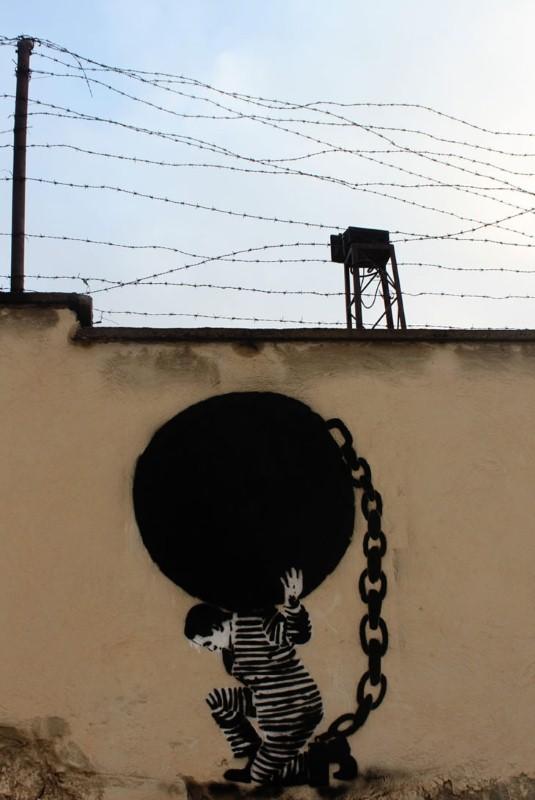 Уличные художники из Ирана. ICY и SOT 30