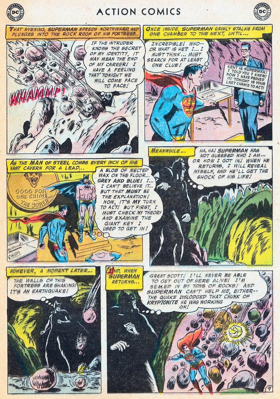 Action Comics (1938) 241 Page 10