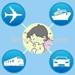 Kamu Sering Mabuk perjalanan? Atasi dengan Tips Ampuh ini!
