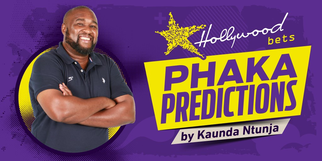 Phaka Predictions by Kaunda Ntunja - Hollywoodbets
