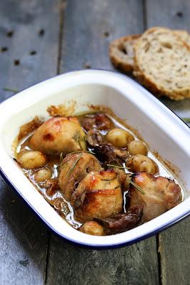 poulet , recette facile , rapide , Ottolenghi , Dattes