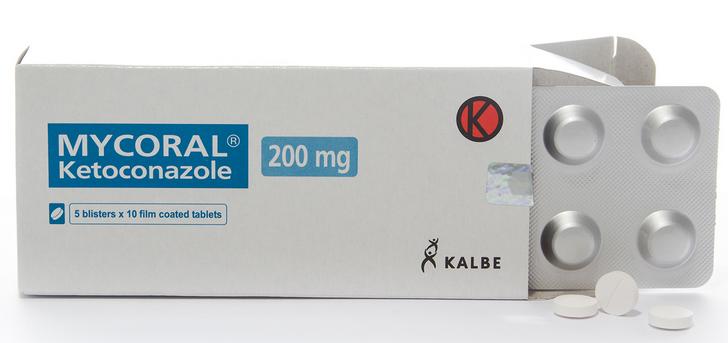 Manfaat (Kegunaan) Mycoral Tablet Untuk Obat Panu Dari Dalam