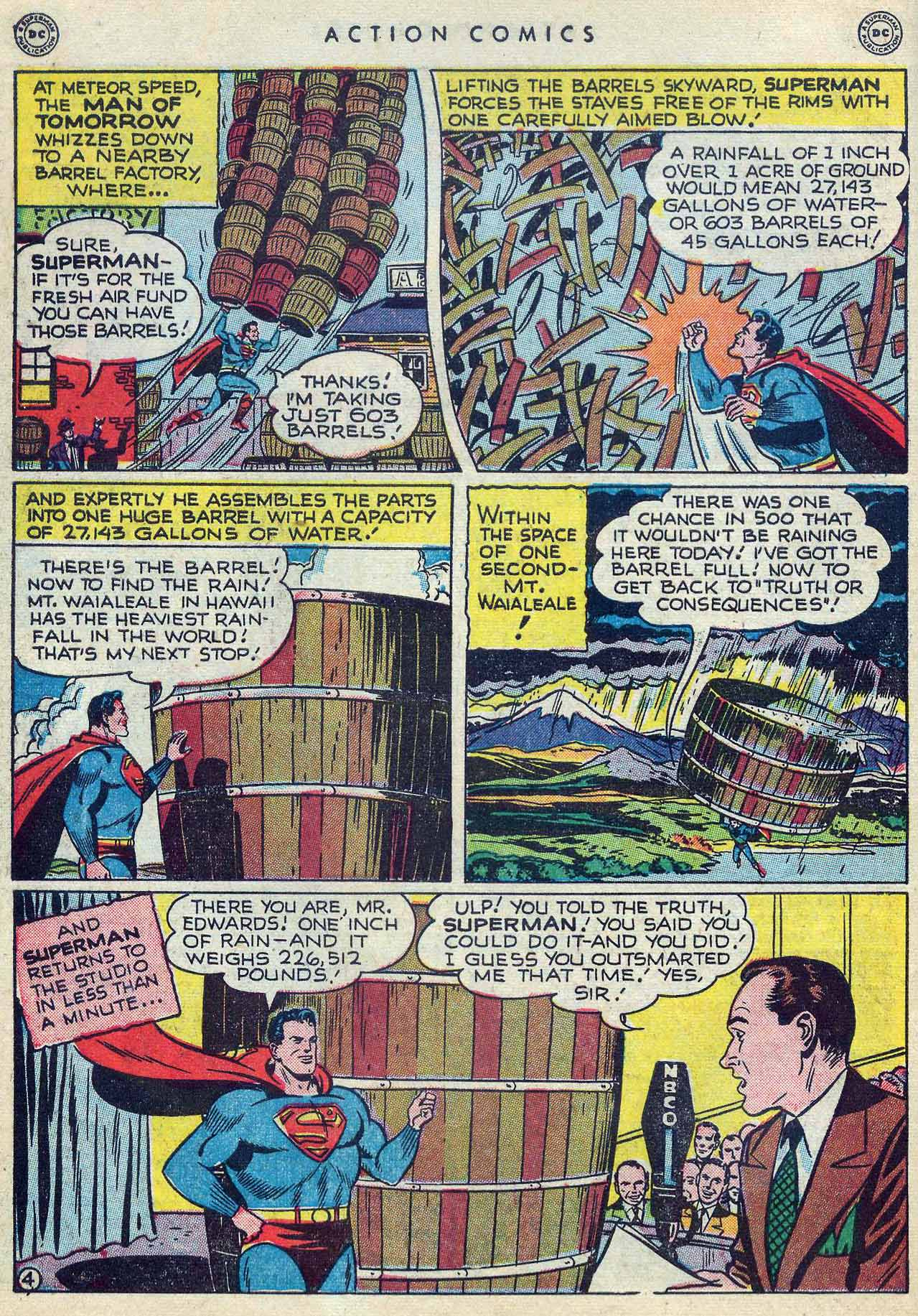 Read online Action Comics (1938) comic -  Issue #127 - 6