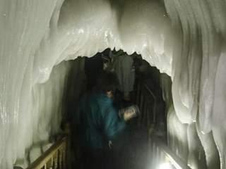 ningwu ice cave