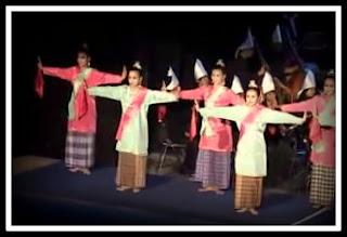 Tari Gunde Tarian Tradisional Dari Sulawesi Utara