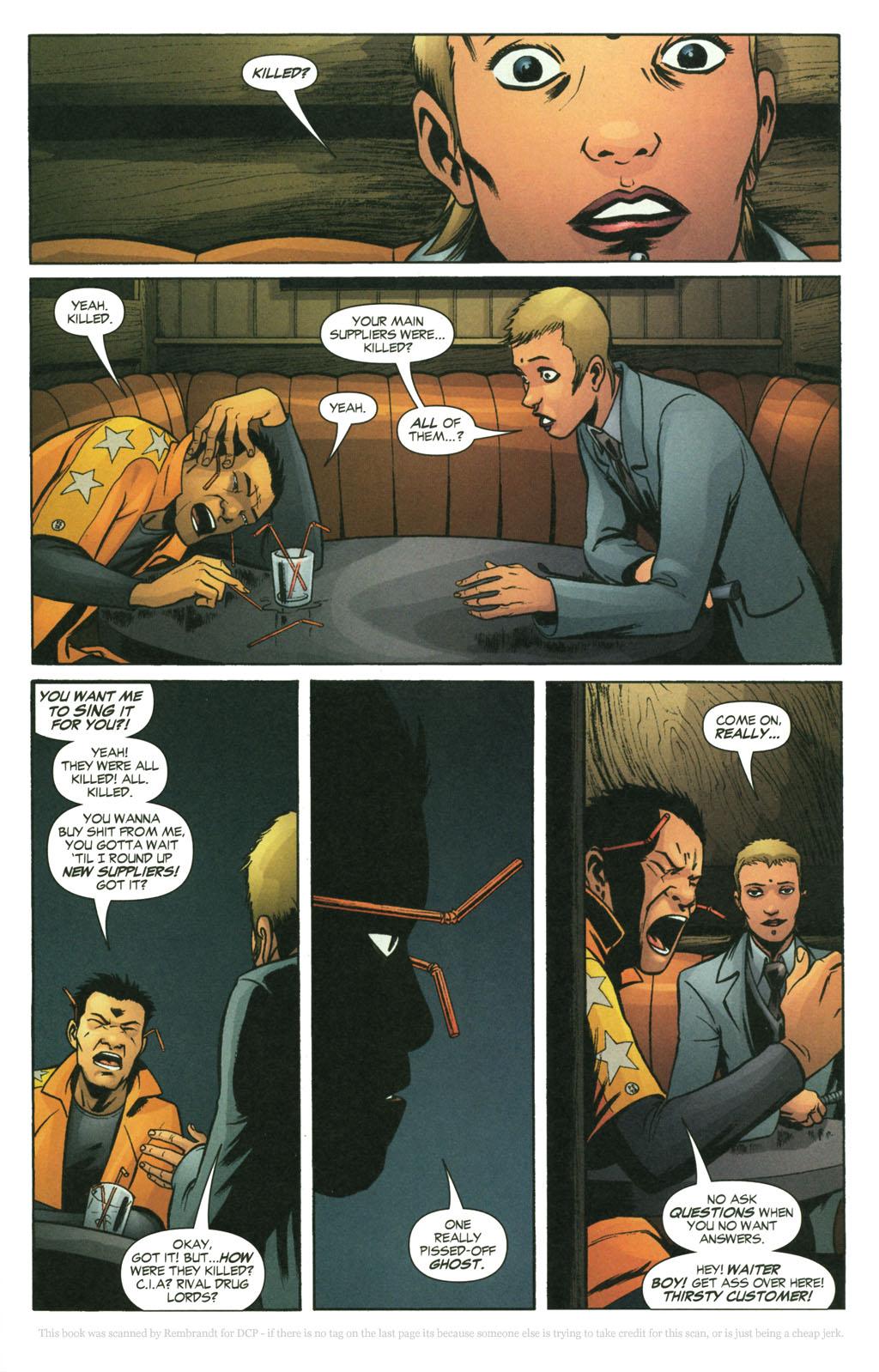 Read online Fallen Angel (2003) comic -  Issue #14 - 18