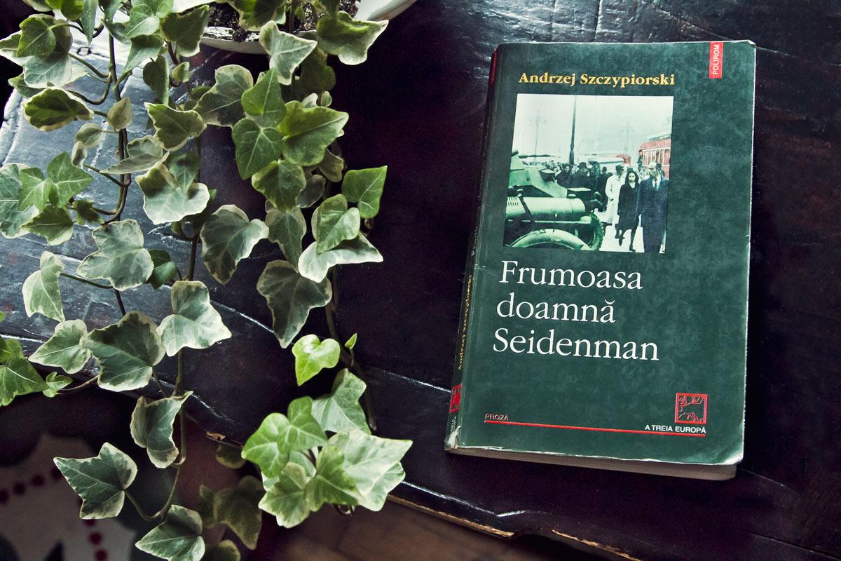 Frumoasa doamna Seidenman - Andrzej Szczypiorski