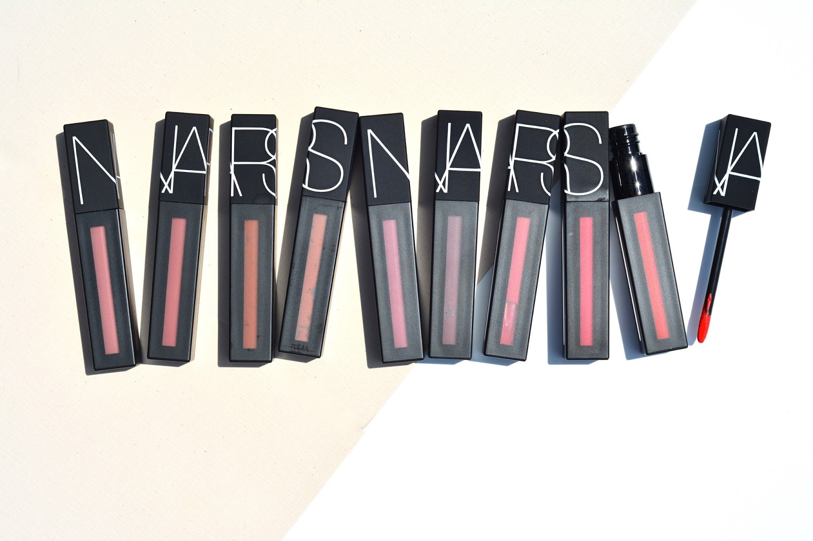 NARS Power Matte Lip Pigment Review Swatches Photos Face Look