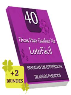Download e-book dicas lotofácil