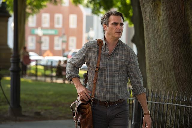 Abe Lucas (Joaquin Phoenix), le professeur de philosophie assassin de L'Homme irrationnel de Woody Allen (2015)