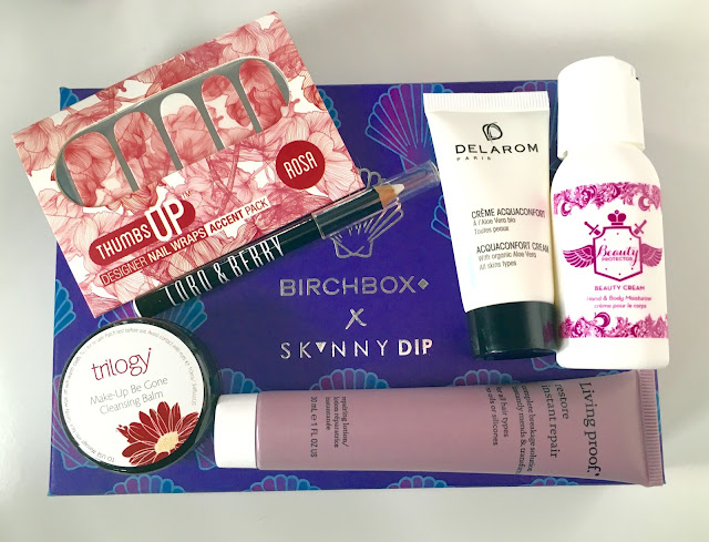 Birchbox X Skinny Dip London
