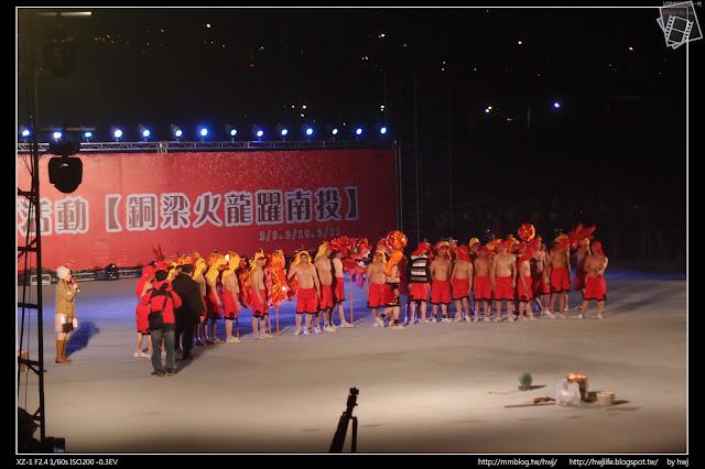2017-02-09 南投燈會-重慶銅梁火龍躍南投