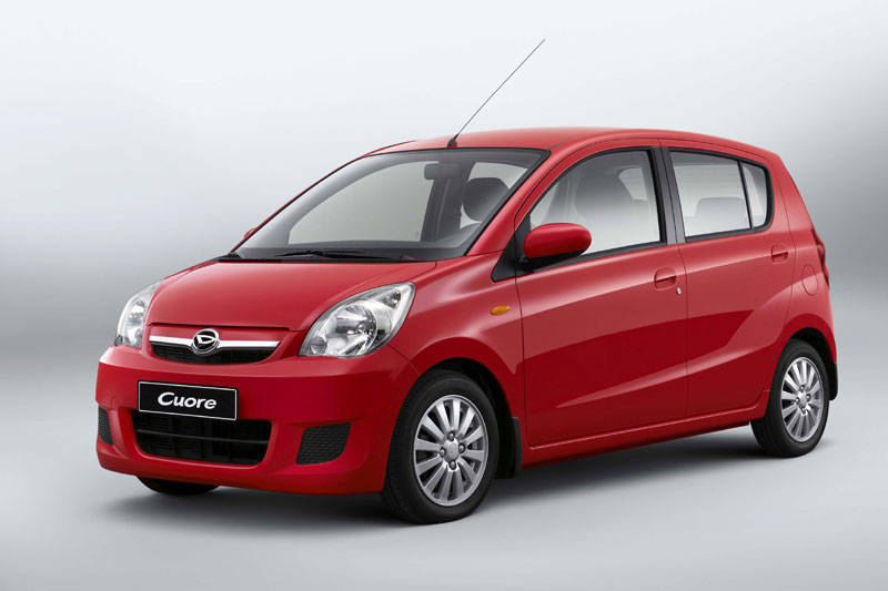 Best Car Models & All About Cars: Daihatsu Coure