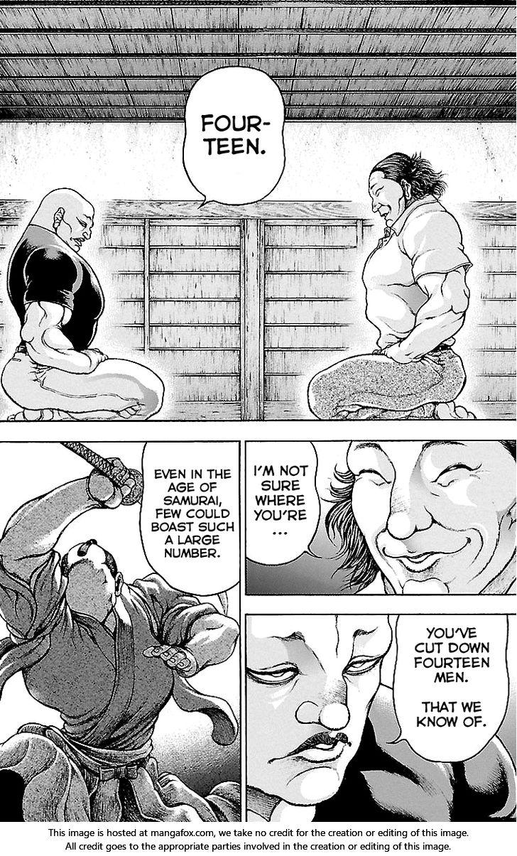 Baki Gaiden - Kenjin - Chapter 2