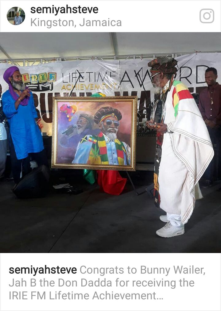 NEW IMAGE PROMOTIONS: Reggae and Black History Month 2018