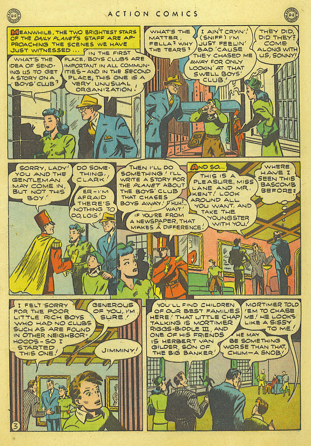 Read online Action Comics (1938) comic -  Issue #89 - 5