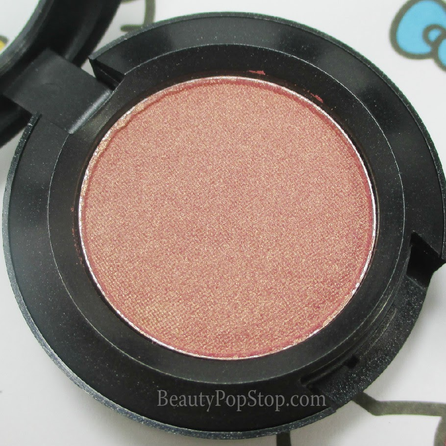 mac moody blooms artistic license eye shadow review