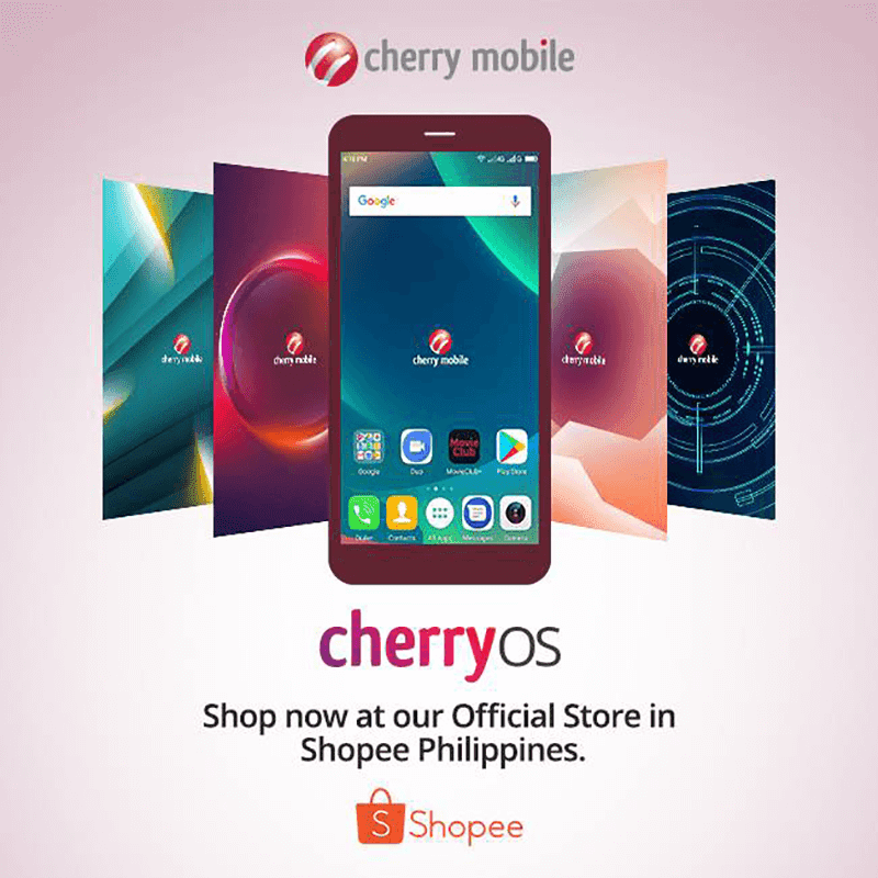 Cherry Mobile launches Official Shopee Store