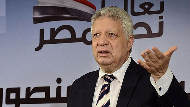 مرتضى منصور مرشح الرئاسة المحتمل يعلن أن أول أولوياته في حال فوزه هو اغلاق الفيس بوك