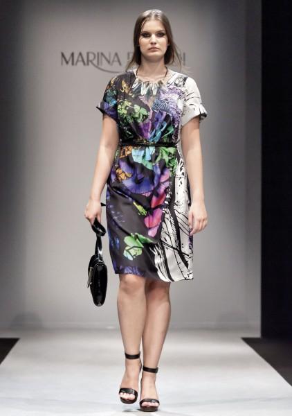 Marina Rinaldi - это прежде всего женственность и лаконичность  ff5a68e9368