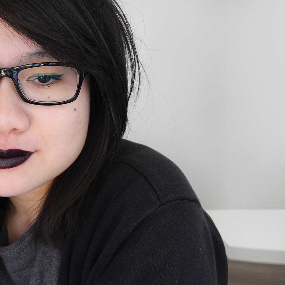 Image of Bite Lipstick in Black Truffle