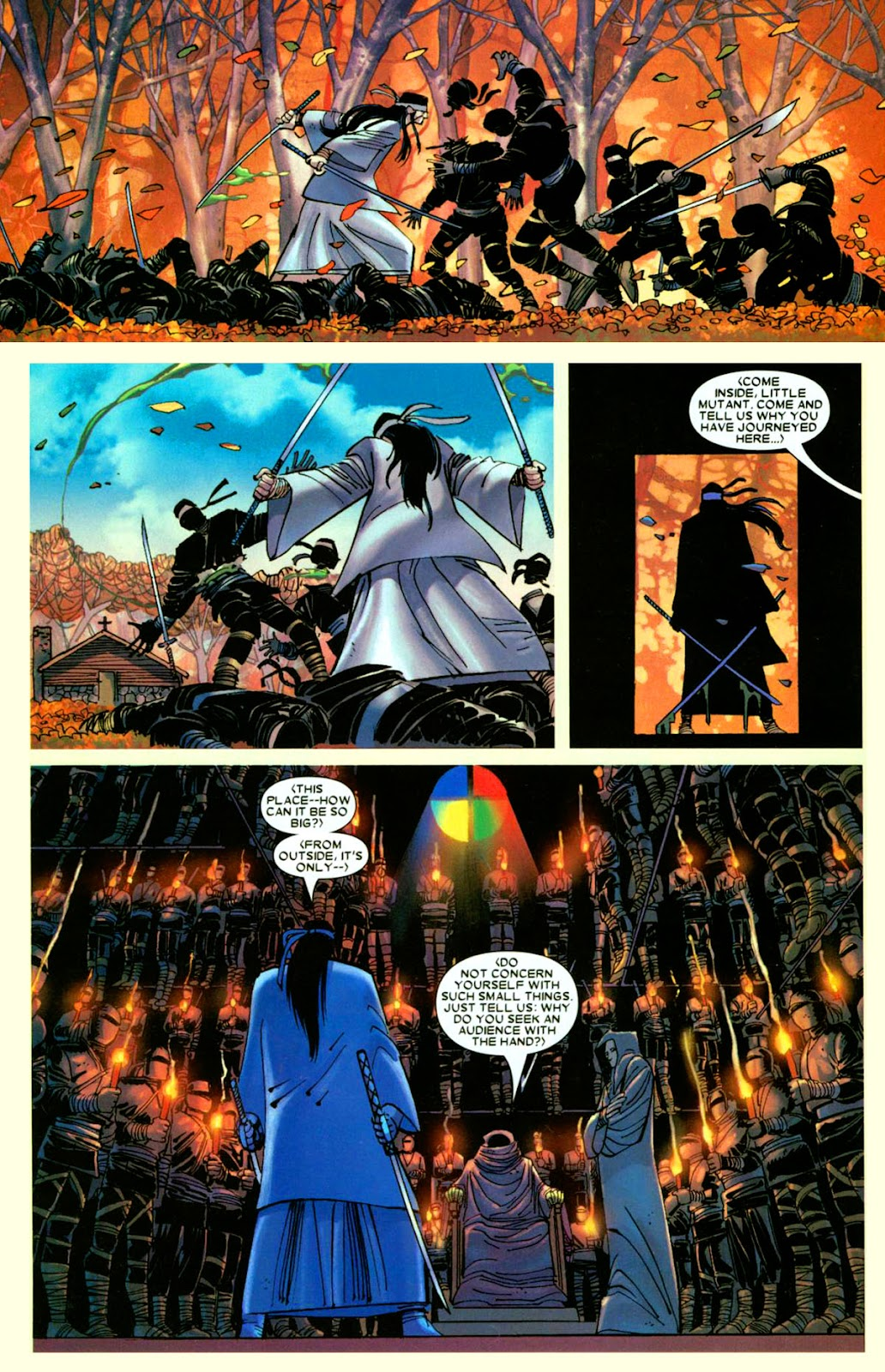 Read online Wolverine (2003) comic -  Issue #26 - 6