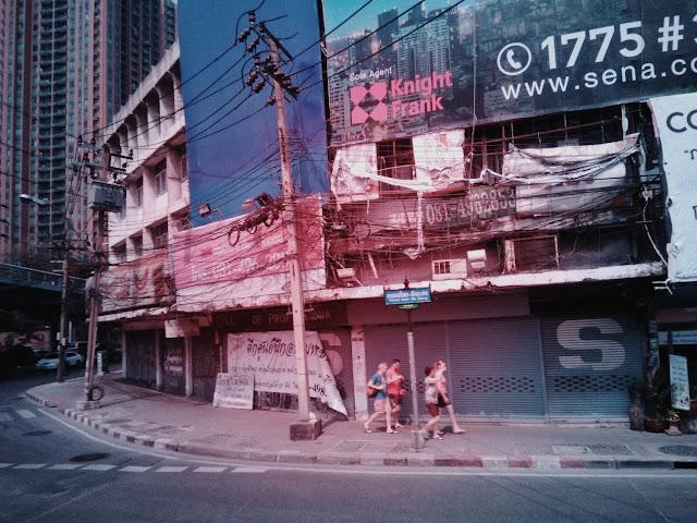 belanja di bangkok