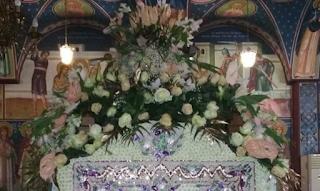 Λάρισα: Επιτάφιος με 100.000 χάντρες – Εκεί που η πίστη συνάντησε το μεράκι των πιστών - ΕΙΚΟΝΕΣ