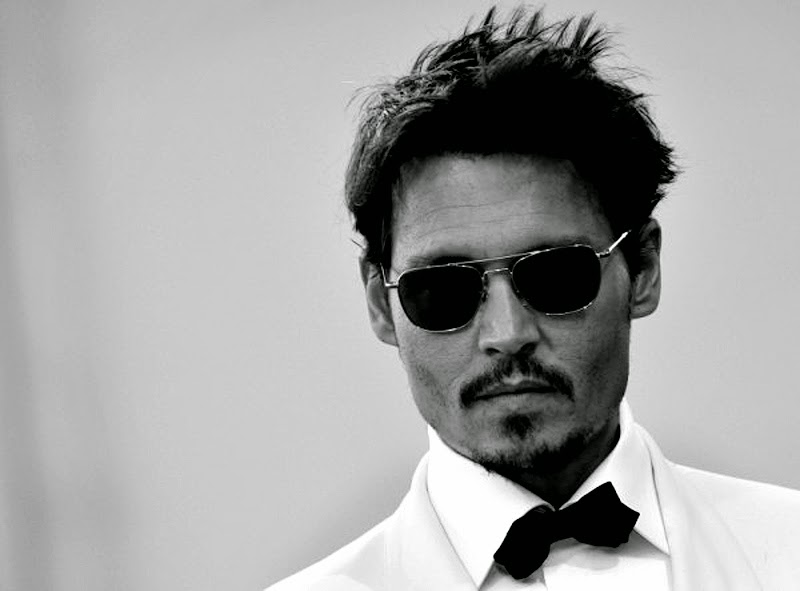 HOLLYWOOD HANDSOME ACTOR JOHNNY DEEP HD WALLPAPERS, IMAGES