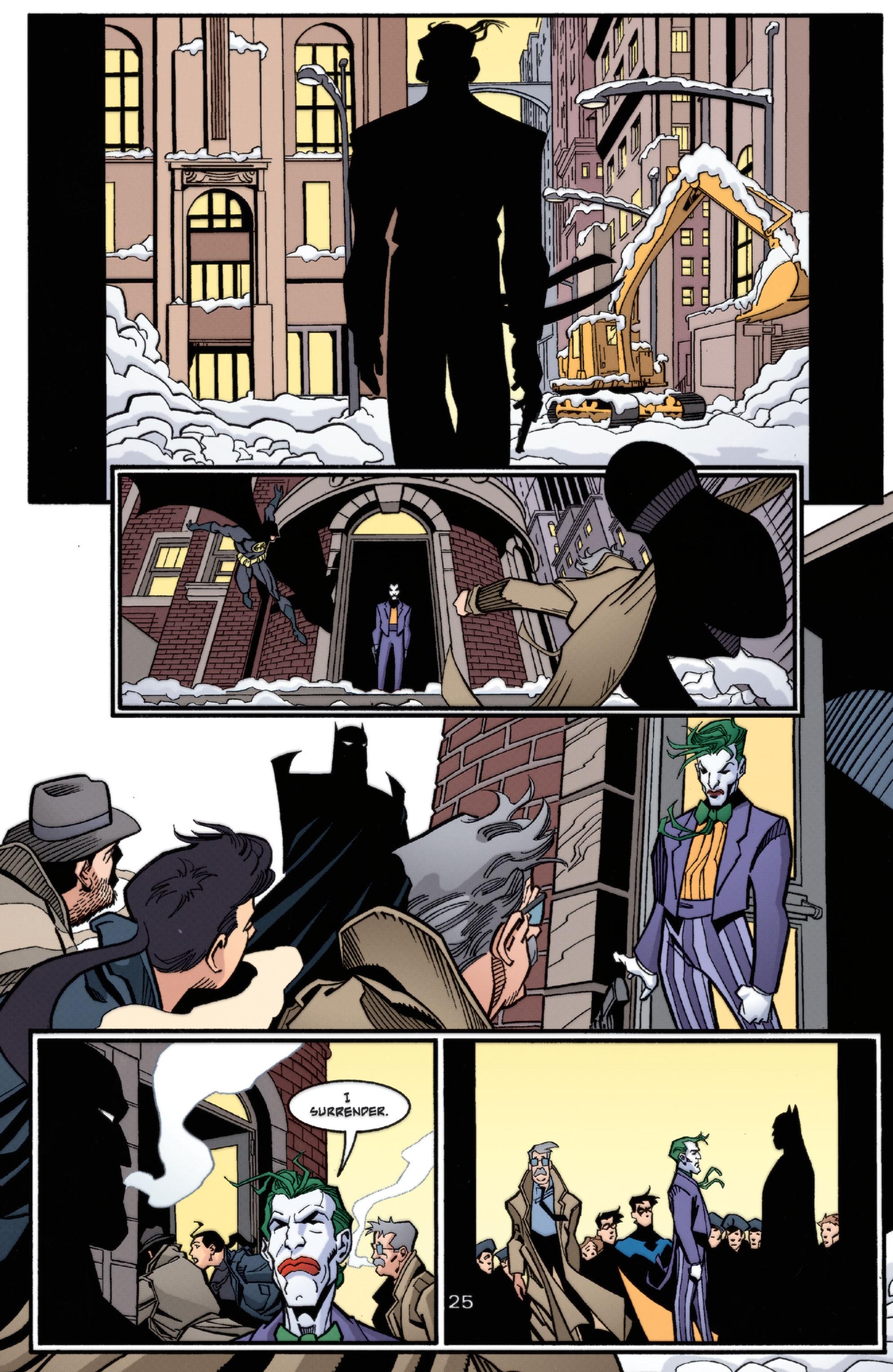 Detective Comics (1937) 741 Page 25