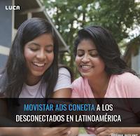 Datos patrocinados Movistar Ads