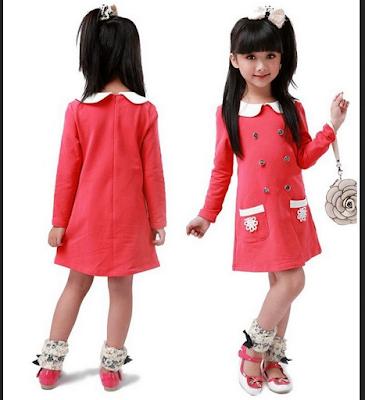 model baju anak perempuan terkini